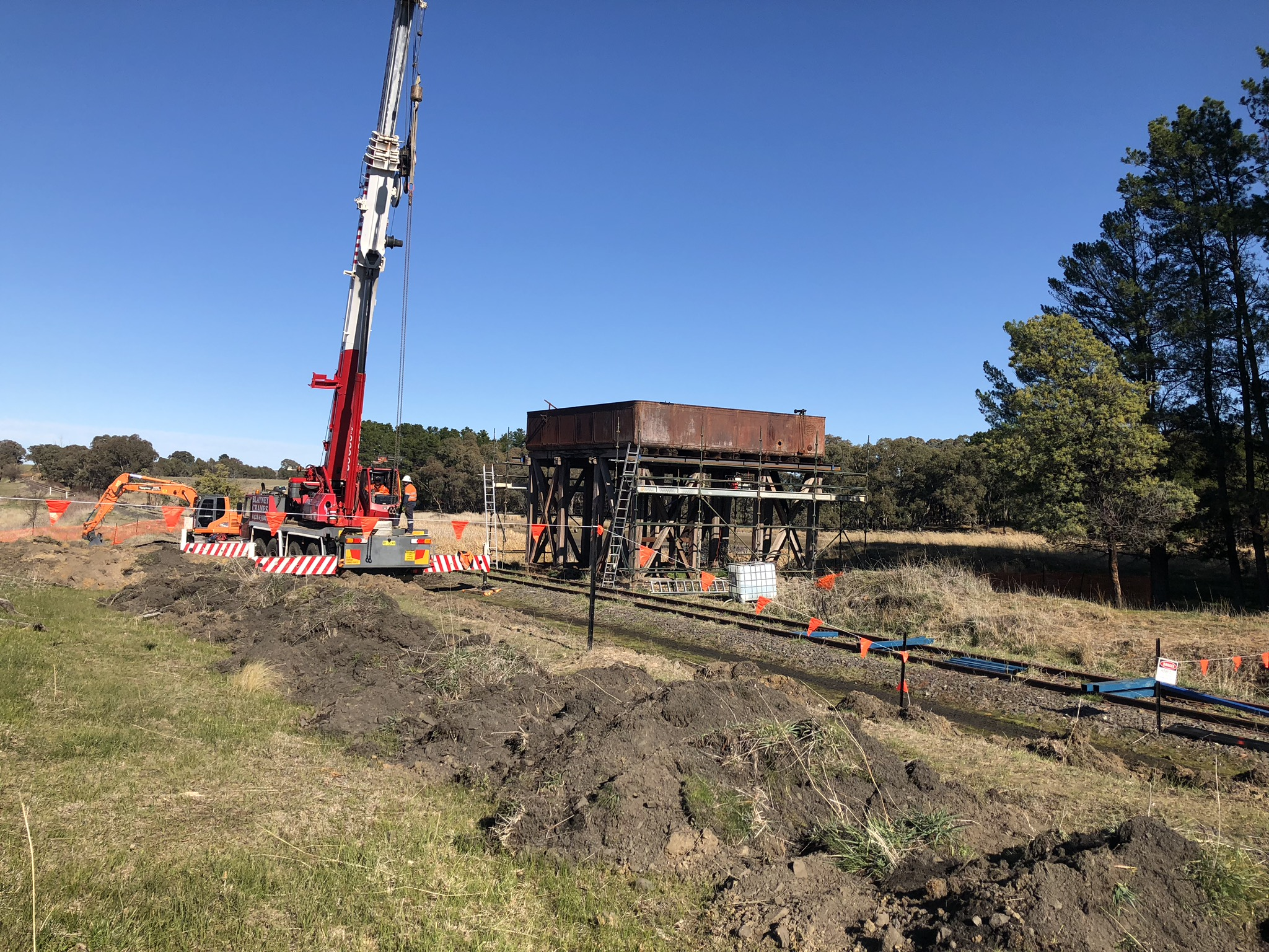 Commercial building works Goulburn NSW