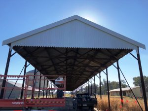 Commercial heritage building renovation works Goulburn NSW